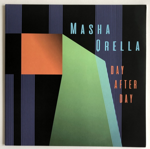 "10"" Masha Qrella, Cover Artwork"