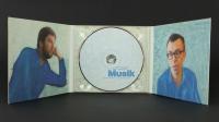 Musik, CD, inside