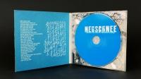 Neuschnee, CD, inside
